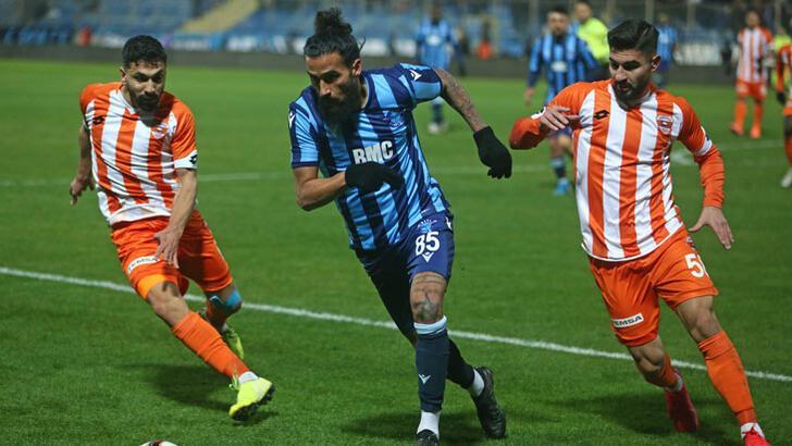 Adana Demirspor - Adanaspor: 4-1