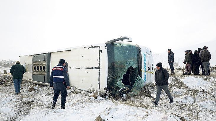 Kar ve fırtına ulaşımı vurdu