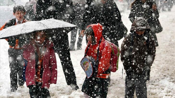 Kastamonu, Samsun, Ordu ve Trabzon'da yarın okullar tatil mi? (10 Şubat)