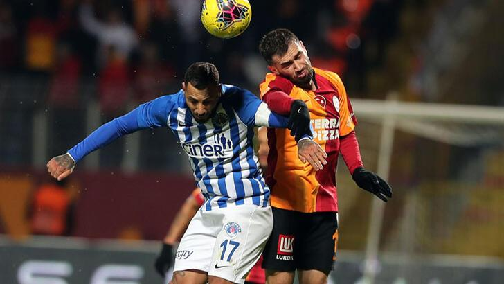 Kasımpaşa - Galatasaray: 0-3