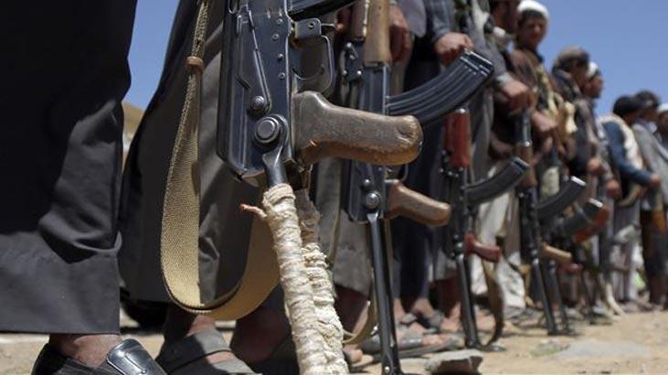 Ateşkesten bu yana öldürülen Husi militan sayısı 1600'e ulaştı