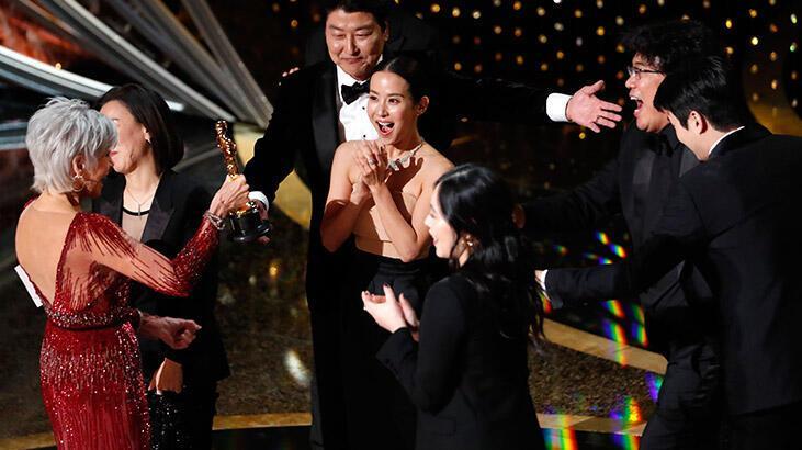 Son dakika: 92. Oscar ödülleri tarihi anlara sahne oldu!