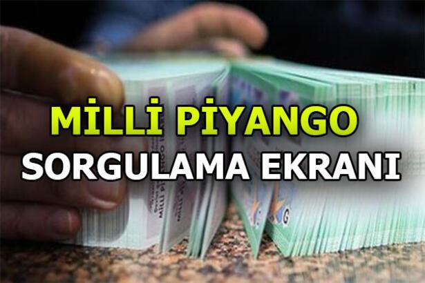 Milli Piyango sorgulama ekranı | 9 Şubat Milli Piyango çekiliş sonuçları
