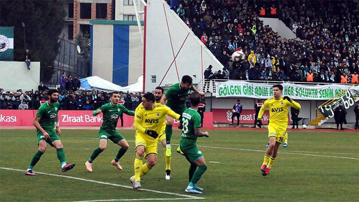 Fenerbahçe kupa rövanşında Kırklarelispor'u konuk edecek
