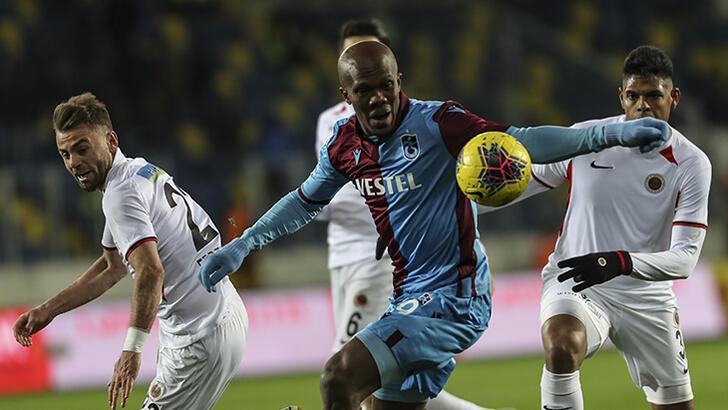 Trabzonspor'un hücum hattı göz kamaştırıyor! 4 isim damga vurdu...