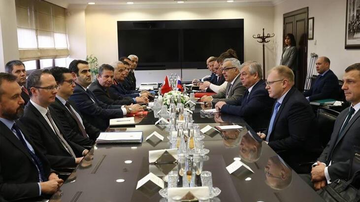 Son dakika! Rusya ile gerçekleştirilen toplantı sona erdi