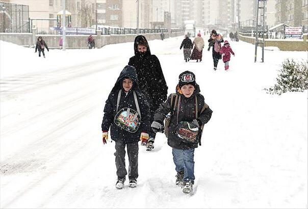 Düzce ve Kastamonu'da yarın okullar tatil mi? (12 Şubat)