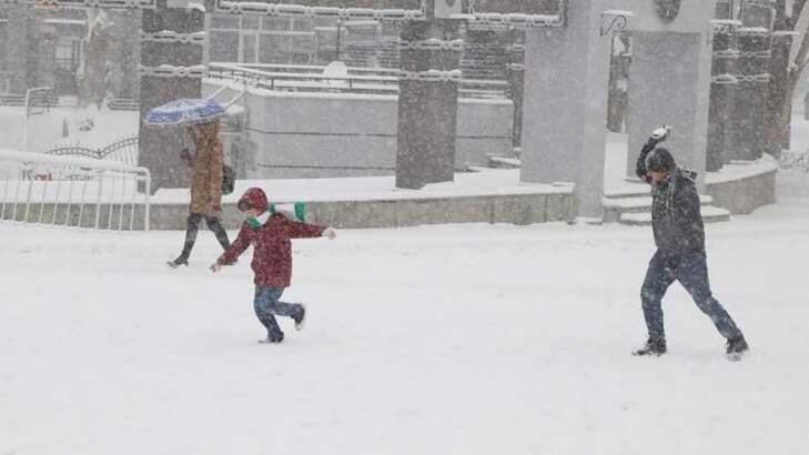 12 Şubat Çarşamba Kayseri'de yarın okullar tatil mi?
