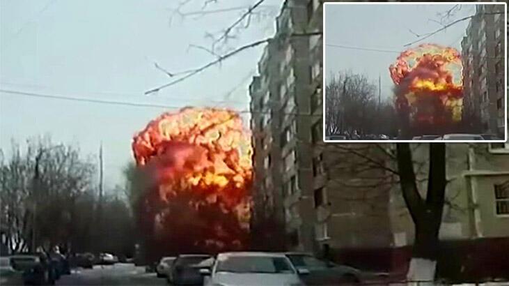 Trafoda büyük patlama... 24 bin ev etkilendi!