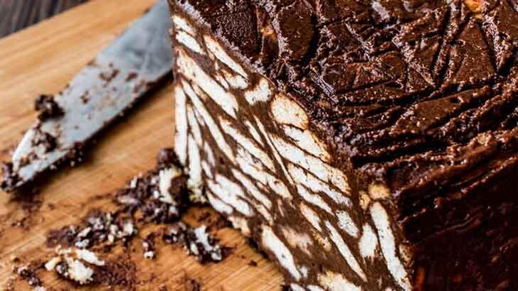Mozaik pasta tarifi-Mozaik pasta nasıl yapılır?