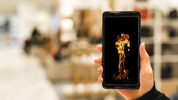 Telefonun aşırı ısınmasını engelleme yolları