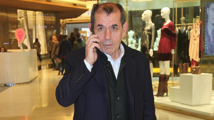 Dursun Özbek'in telefon trafiği