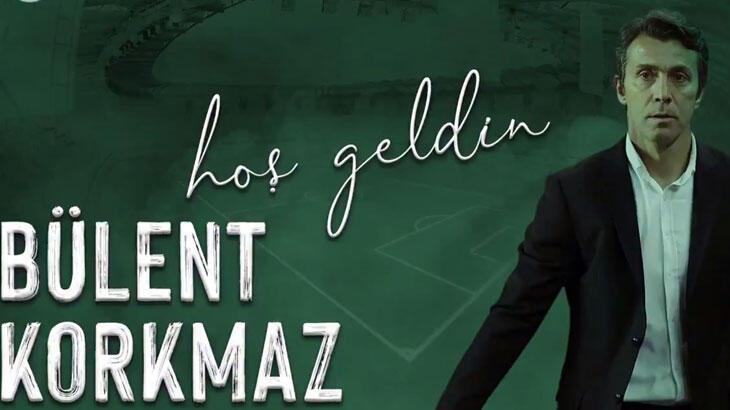 Son dakika - Konyaspor, Bülent Korkmaz'ı resmen açıkladı!