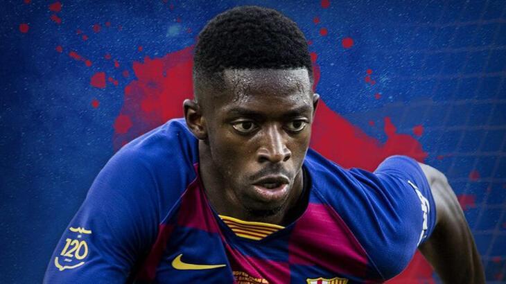 Barcelona, Dembele'nin 6 ay sahalardan uzak kalacağını açıkladı!