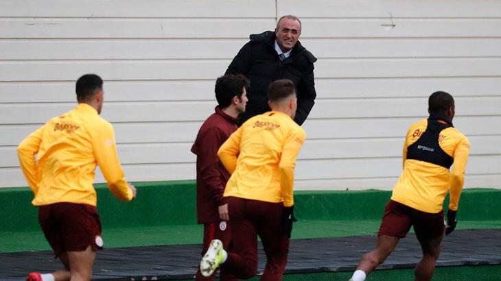 Galatasaray, kupa mesaisine hazır