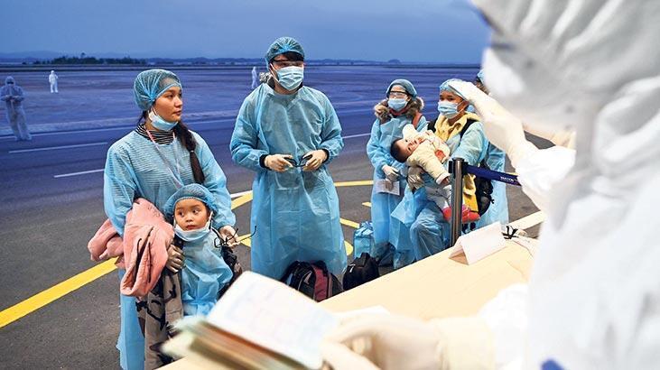 Dünya Sağlık Örgütü ekibi Çin'de: Bir ayda 1000 ölüm