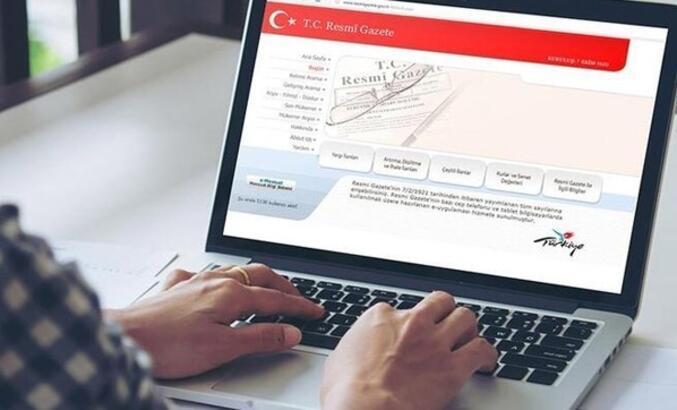 Finansal piyasalara ilişkin yenilikler içeren kanun Resmi Gazete'de