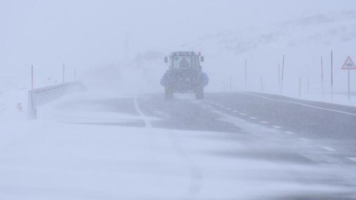 Son dakika haberleri: Meteorolojiden 5 il için kar yağışı uyarısı