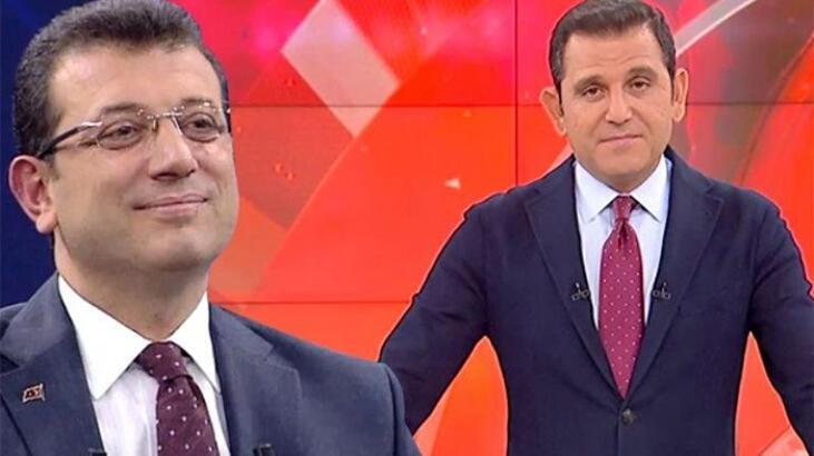 Son dakika: Fatih Portakal'dan Ekrem İmamoğlu'na 'küfür' tepkisi