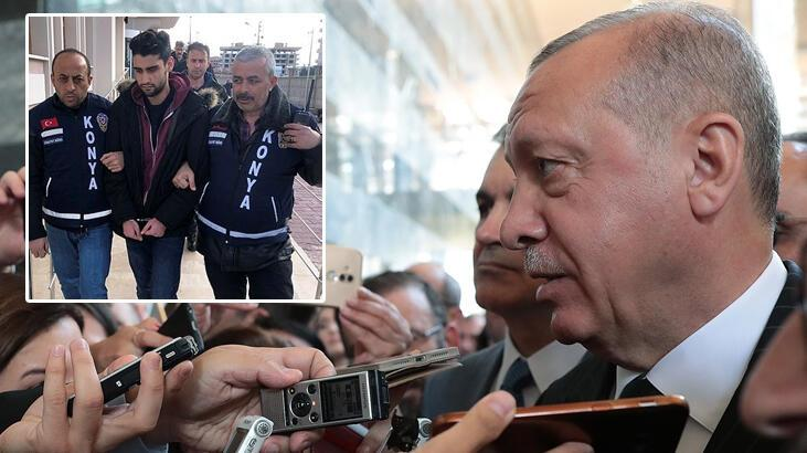 Cumhurbaşkanı Erdoğan'dan Kadir Şeker sorusuna cevap