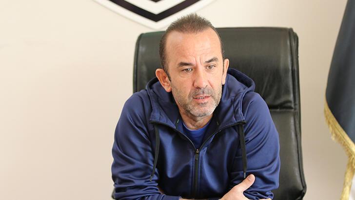 Denizlispor Teknik Direktörü Özdilek: Kazanırsak önümüz açık