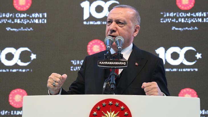 Son dakika... Cumhurbaşkanı Erdoğan'dan dünyaya net mesaj: Kimsenin gücü yetmeyecek!