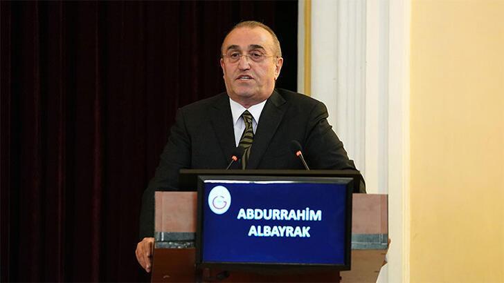 Abdurrahim Albayrak: Futbolcuların ocak maaşları kaldı