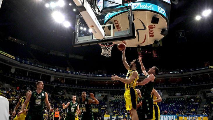 Fenerbahçe Beko: 100 - Teksüt Bandırma: 70