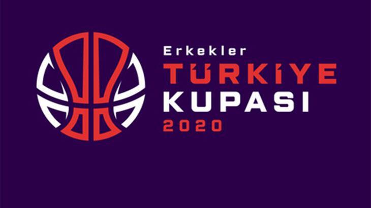 Basketbol Erkekler Türkiye Kupası'nda Dörtlü Final'in ikinci eşleşmesi  belli oldu