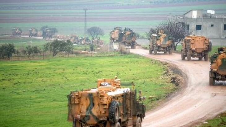 Suriye sınırında dikkat çeken hareketlilik!