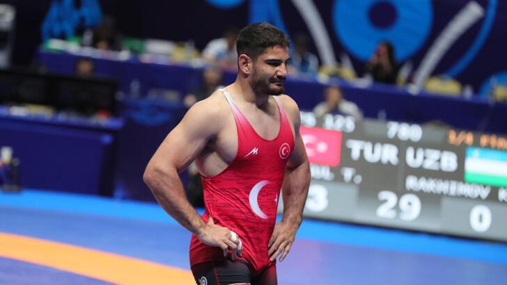 Türk güreşinde asıl hedef 2020 Tokyo Olimpiyatları