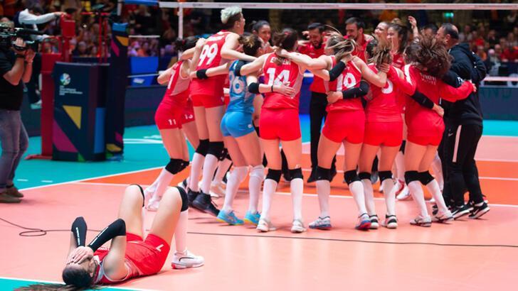 A Milli Kadın Voleybol Takımı'nın Tokyo 2020'deki maç programı belli oldu