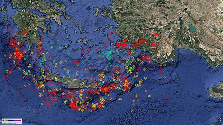 Korkutan deprem haritası! 'Döngü süresini çoktan tamamladı'