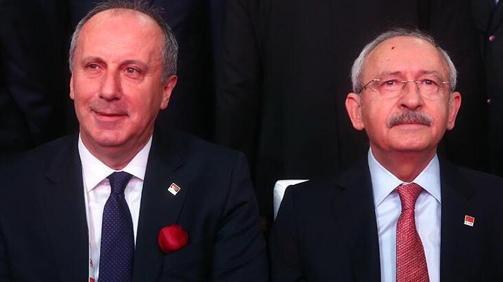 Kılıçdaroğlu, İnce ile görüştü