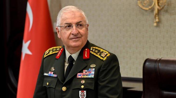 Orgeneral Yaşar Güler, Rus mevkidaşıyla görüştü