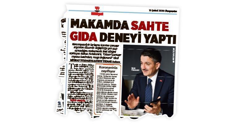 Türkiye bu deneyi konuştu
