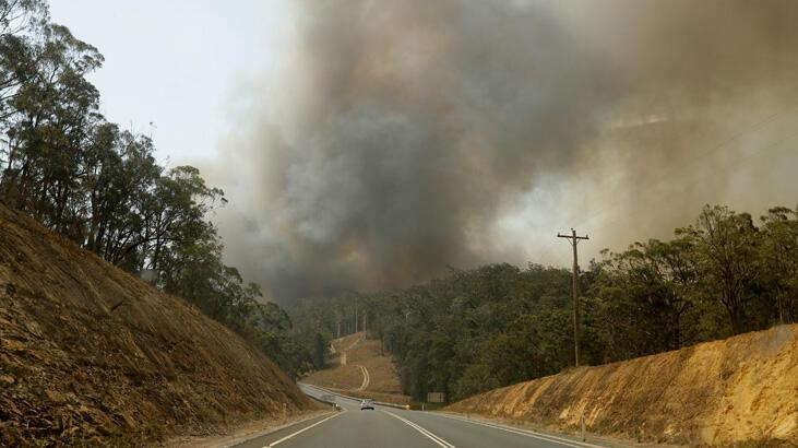 Son dakika haberi... Avustralya'da orman yangınları altı ay sonra kontrol altında