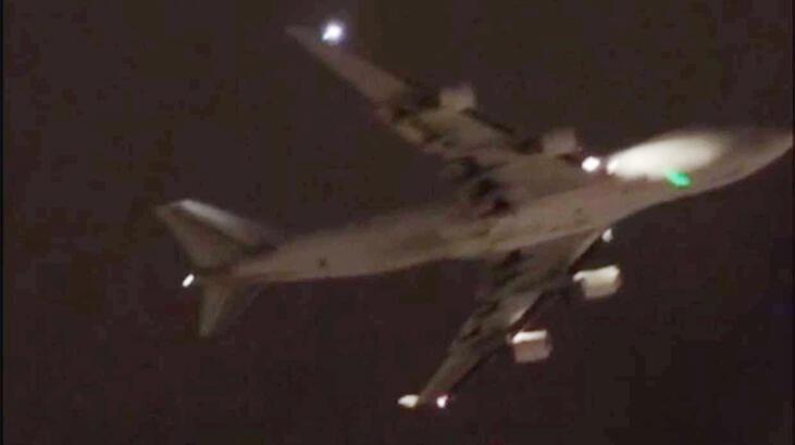 Son dakika... Amerika'dan gelen uçağa İstanbul semalarında büyük şok! Cezası 17 bin 361 TL...