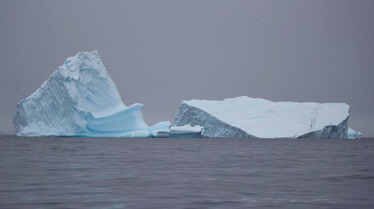 Antarktika'da hava sıcaklığı ilk kez 20 derecenin üstüne çıktı