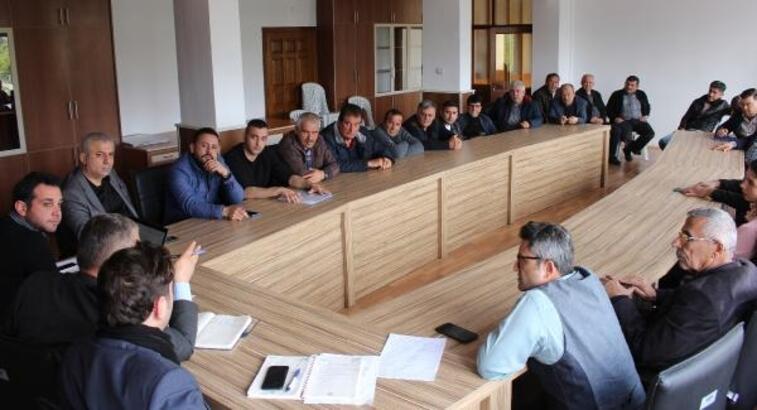 Finike ve Kumluca'da ulaşım toplantısı