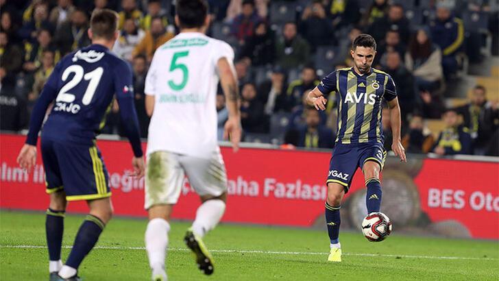 SON DAKİKA | Fenerbahçe'de Hasan Ali kadroya alındı
