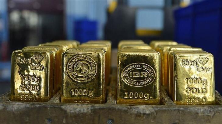 Altının kilogramı 306 bin 750 liraya yükseldi