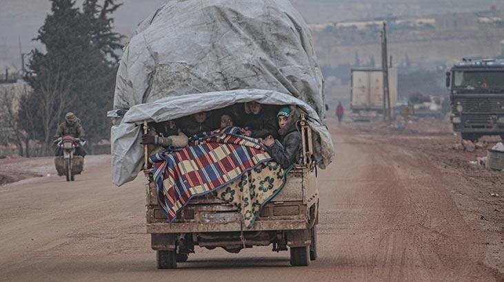 BM çarpıcı raporu açıkladı: 3 günde 143 bin kişi...