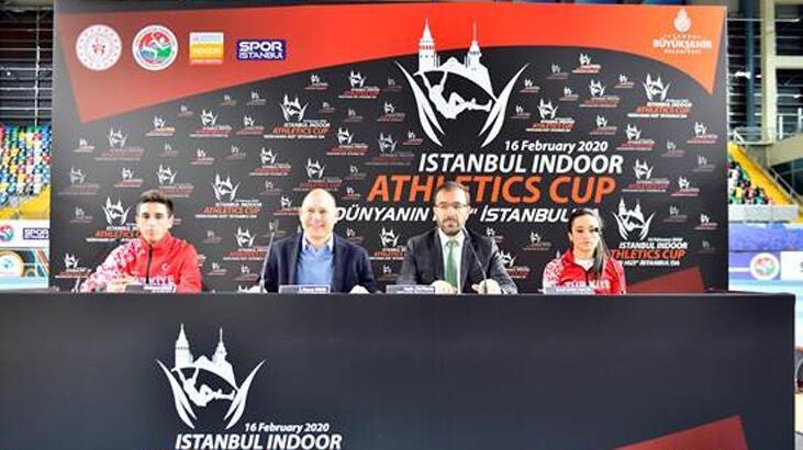 Atletizmin kalbi İstanbul'da atacak