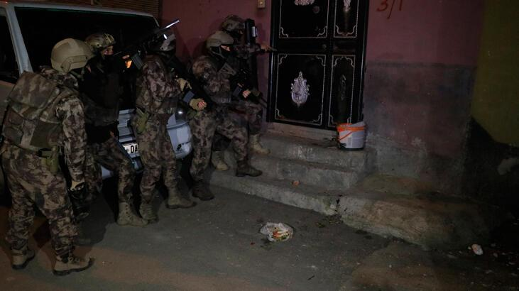 Adana'da terör operasyonu! Gözaltılar var...