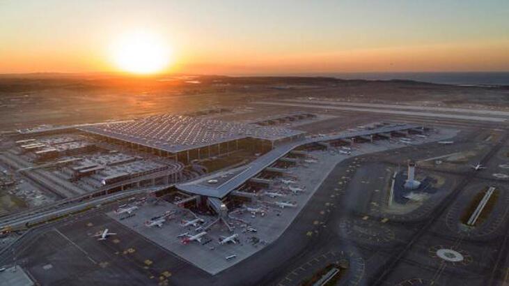 İstanbul Havalimanı'nda 3'üncü pist 18 Haziran'da açılacak