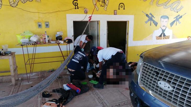 Meksika'da yeni cesetler bulundu