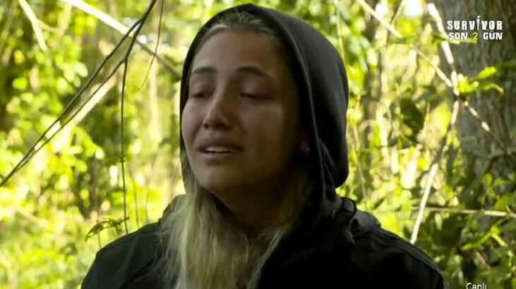 Evrim Keklik kimdir, kaç yaşında? Survivor'ın ağır şartları Evrim Keklik'i ağlattı!