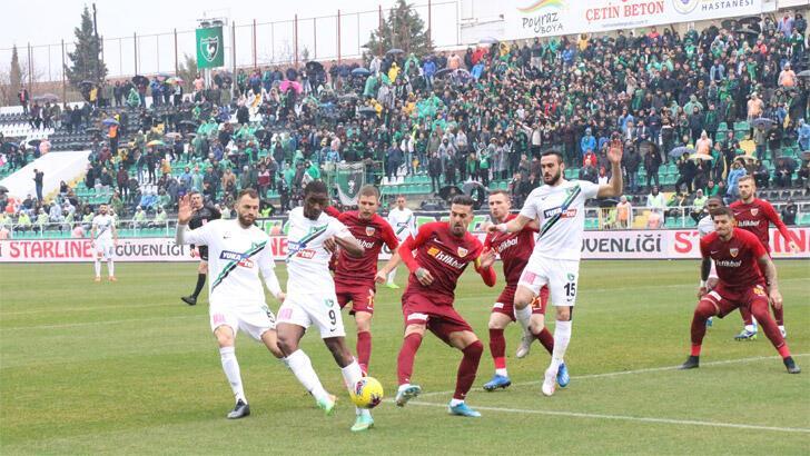 Denizlispor - Kayserispor: 0-1