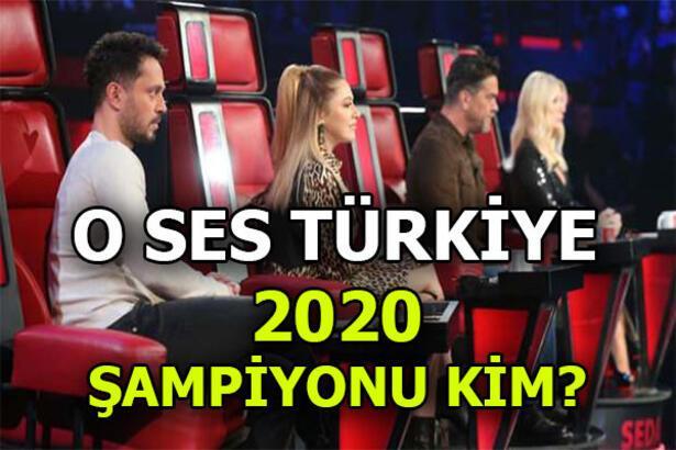 O Ses Türkiye'de kim şampiyon oldu? İşte O Ses Türkiye 2020 birincisinin ödülü...